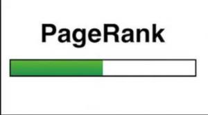 PageRank Fairy Dust Bar